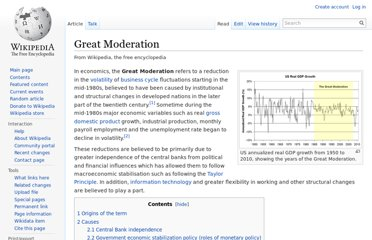 http://en.wikipedia.org/wiki/Great_Moderation