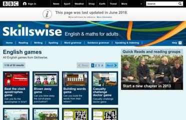 Skillswise english