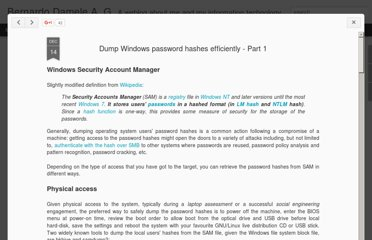 http://bernardodamele.blogspot.com/2011/12/dump-windows-password-hashes.html