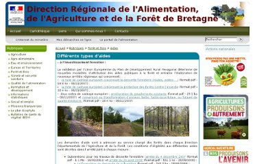 http://draaf.bretagne.agriculture.gouv.fr/Differents-types-d-aides