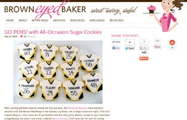http://www.browneyedbaker.com/2009/05/29/go-pens-with-all-occasion-sugar-cookies/