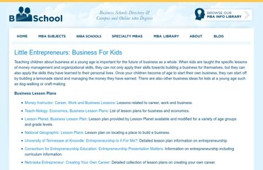 http://www.bschool.com/little-entrepreneurs-business-for-kids/