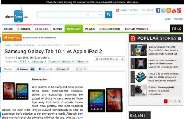 http://www.phonearena.com/reviews/Samsung-Galaxy-Tab-10.1-vs-Apple-iPad-2_id2765
