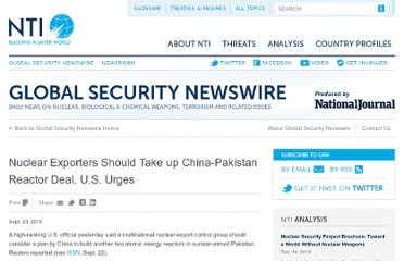 http://www.nti.org/gsn/article/nuclear-exporters-should-take-up-china-pakistan-reactor-deal-us-urges/