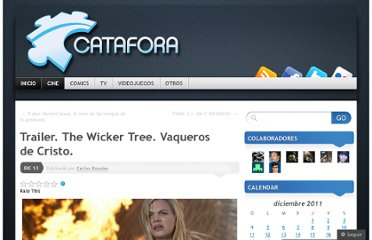 http://catafora.com/2011/12/13/trailer-the-wicker-tree-vaqueros-de-cristo/