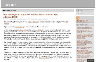 http://coderrr.wordpress.com/2008/09/10/get-the-physical-location-of-wireless-router-from-its-mac-address-bssid/