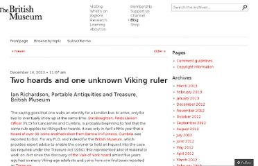 http://blog.britishmuseum.org/2011/12/14/two-hoards-and-one-unknown-viking-ruler/