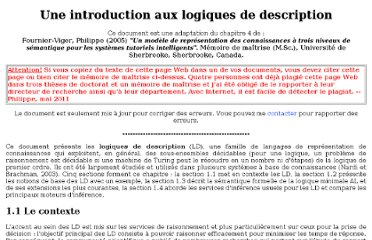http://www.philippe-fournier-viger.com/description_logics/introduction_logiques_de_description.php