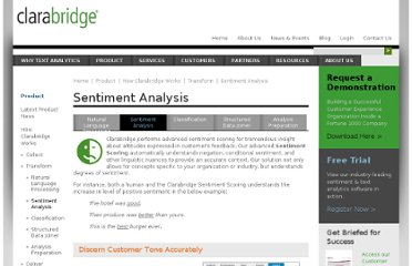 http://newsite.clarabridge.com/Product/HowClarabridgeWorks/Transform/SentimentAnalysis/tabid/331/Default.aspx