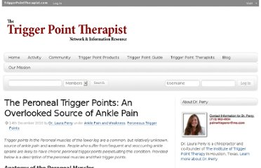 http://www.triggerpointtherapist.com/blog/peroneous-trigger-points/peroneal-trigger-points-ankle-pain/