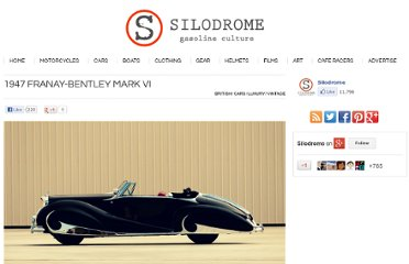 http://silodrome.com/franay-bentley-mark-vi/