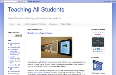 http://teachingall.blogspot.com/2011/12/building-ebook-library.html