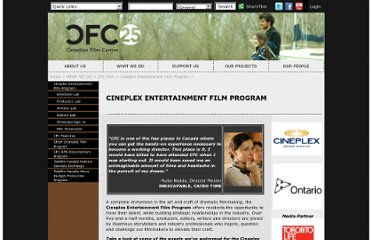 http://www.cfccreates.com/what_we_do/cfc_film/film_resident_program/index.php