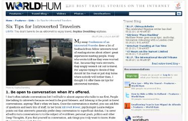 http://www.worldhum.com/features/lists/six-tips-for-introverted-travelers-20090506/