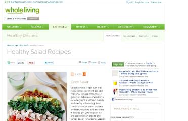 http://www.wholeliving.com/136361/our-favorite-salads