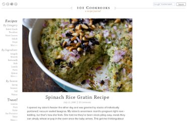 http://www.101cookbooks.com/archives/spinach-rice-gratin-recipe.html