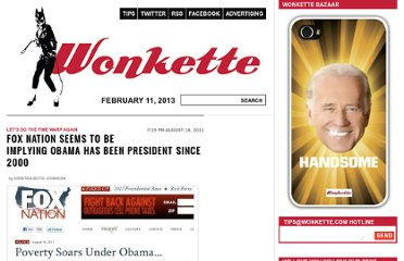 http://wonkette.com/451545/fox-nation-seems-to-be-implying-obama-has-been-president-since-2000