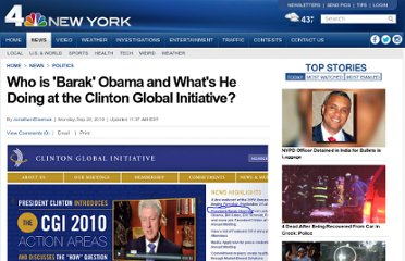 http://www.nbcnewyork.com/news/politics/Who-is-Barak-Obama-and-What-is-the-Doing-at-the-Clinton-Global-Initiative-Meeting-103287269.html