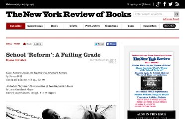 http://www.nybooks.com/articles/archives/2011/sep/29/school-reform-failing-grade/?pagination=false
