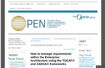 http://blog.opengroup.org/2011/12/16/how-to-manage-requirements-within-the-enterprise-architecture-using-the-togaf-and-sabsa-frameworks-2/
