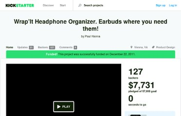 http://www.kickstarter.com/projects/181333616/wrapit-headphone-orgaziner