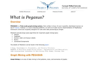http://www.cs.cmu.edu/~pegasus/what%20is%20pegasus.htm