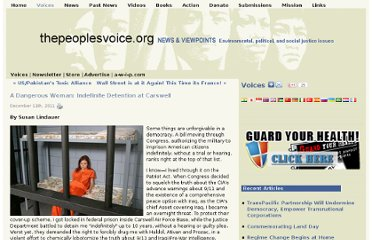 http://www.thepeoplesvoice.org/TPV3/Voices.php/2011/12/11/a-dangerous-woman-indefinite-detention-a