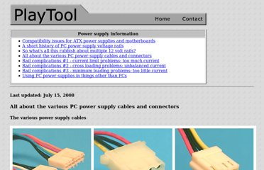 http://www.playtool.com/pages/psuconnectors/connectors.html