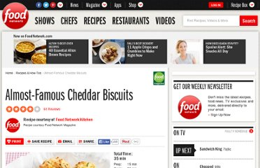 http://www.foodnetwork.com/recipes/food-network-kitchens/almost-famous-cheddar-biscuits-recipe/index.html