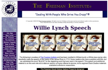 http://freemaninstitute.com/lynch.htm