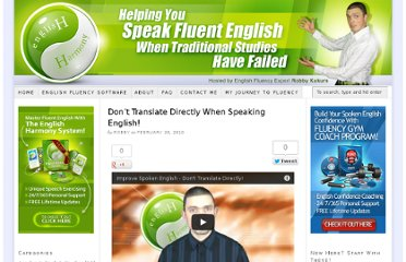 http://englishharmony.com/dont-translate-directly-when-speaking-english/