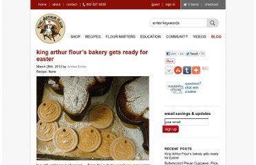 http://www.kingarthurflour.com/blog/