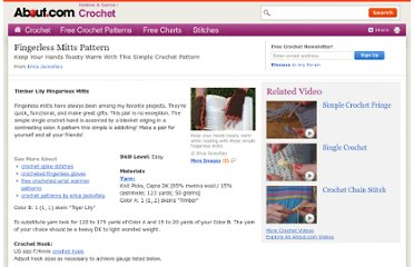 http://crochet.about.com/od/Wrist-Warmers/a/easy-fingerless-mitts-free-crochet-pattern.htm