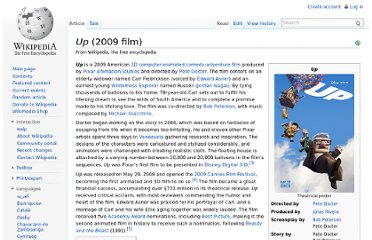 http://en.wikipedia.org/wiki/Up_(2009_film)