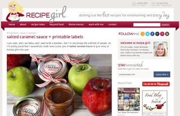 http://www.recipegirl.com/2011/12/17/salted-caramel-sauce-printable-labels/