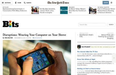 http://bits.blogs.nytimes.com/2011/12/18/wearing-your-computer-on-your-sleeve/