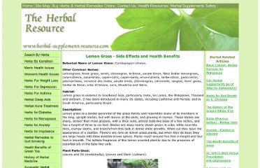 http://www.herbal-supplement-resource.com/lemon-grass-herbs.html