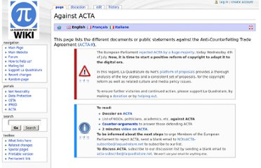 http://www.laquadrature.net/wiki/Against_ACTA#Oxfam_-_December_2011_-_ACTA_threatens_access_to_generic_drugs