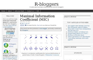 http://www.r-bloggers.com/maximal-information-coefficient-mic/