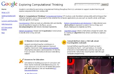 http://www.google.com/edu/computational-thinking/