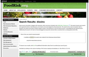 http://foodrisk.org/search/?s=dioxins