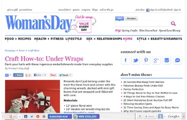 http://www.womansday.com/home/craft-ideas/Craft-How-to-Under-Wraps