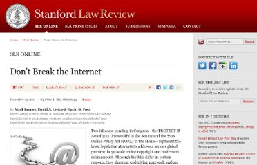 http://www.stanfordlawreview.org/online/dont-break-internet