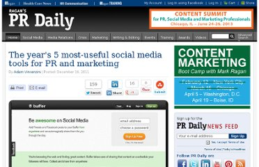 http://www.prdaily.com/Main/Articles/The_years_5_mostuseful_social_media_tools_for_PR_a_10347.aspx