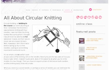 http://www.laylock.org/resources/circular-knitting/