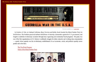 http://marxists.org/history/usa/workers/black-panthers/