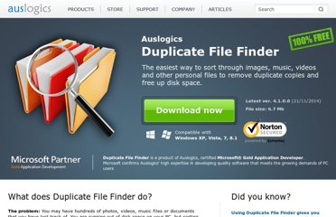 http://www.auslogics.com/en/software/duplicate-file-finder/