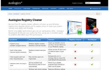 http://www.auslogics.com/en/software/registry-cleaner/