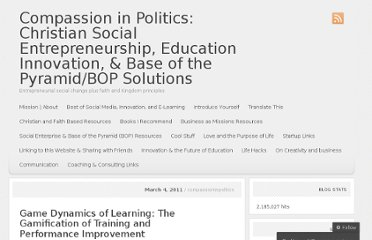 http://compassioninpolitics.wordpress.com/2011/03/04/gamification-of-learning-training/