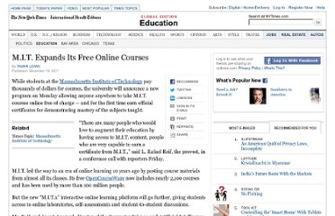 http://www.nytimes.com/2011/12/19/education/mit-expands-free-online-courses-offering-certificates.html